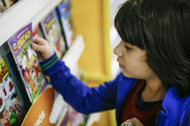 Aprender Ingles lendo gibis turma da monica