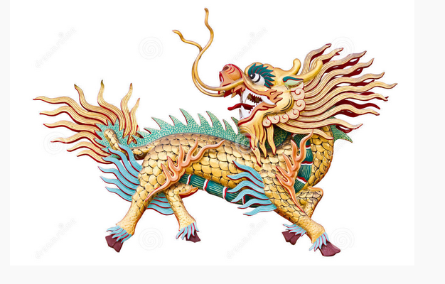 Unicórnio Chinês - De Onde Vieram Unicornios-ColorindoNuvens01