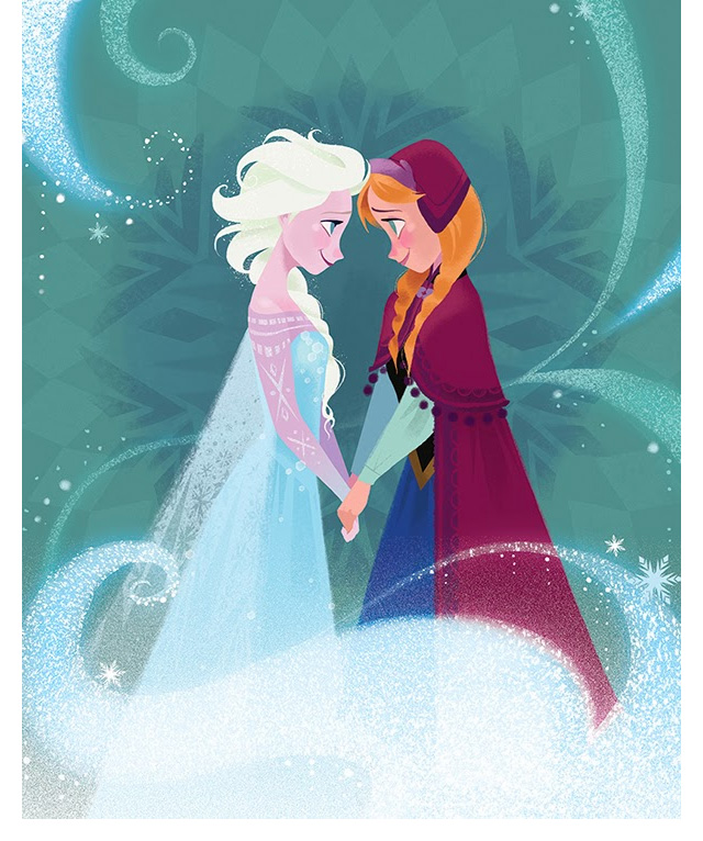 Frozen by Brittney Lee