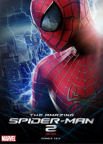 O Espetacular Homem Aranha 2 - Poster