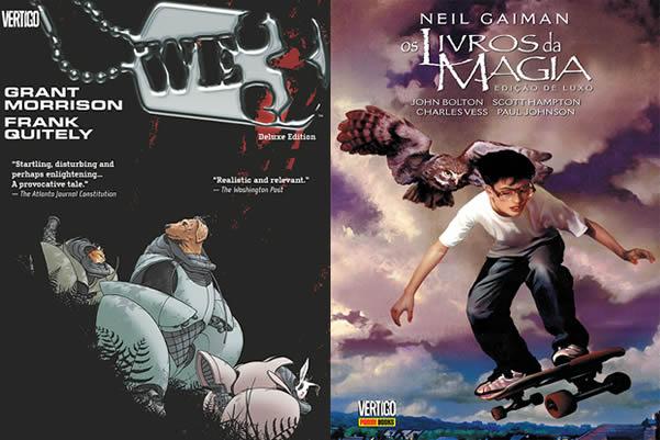 Livros da Magia We3