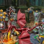 LEGO-Hobbit-ColorindoNuvens