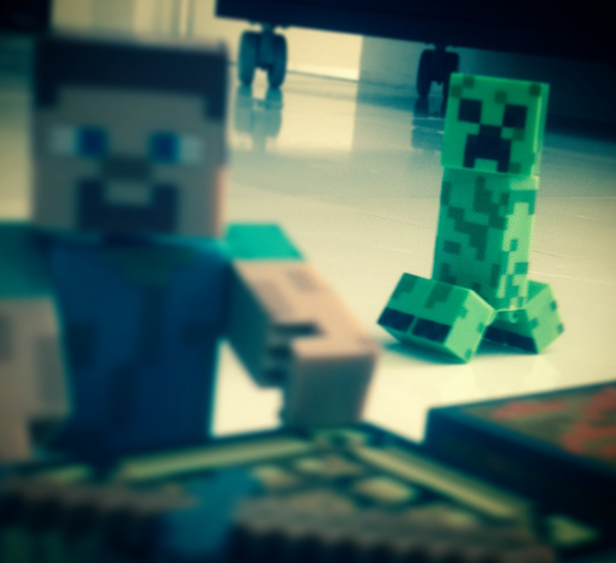 Miniaturas-Minecraft