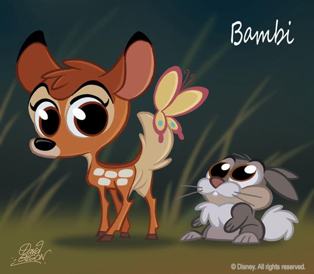 Bambi-ColorindoNuvens