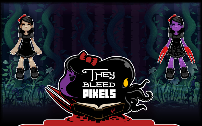 Game They Bleed Pixels