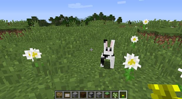 Minecraft fazenda - criação de coelhos
