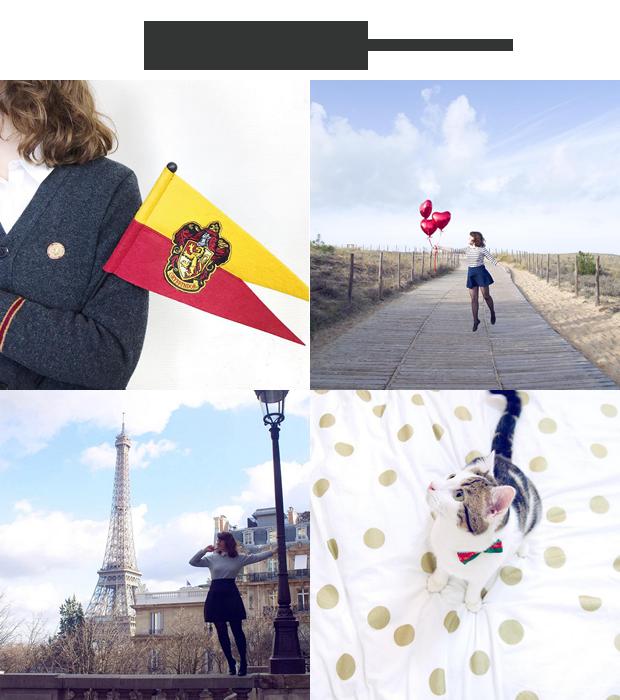 Instagrams Gringos - Colorindo Nuvens