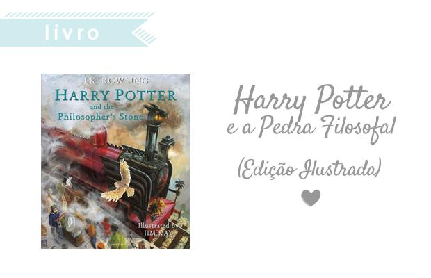 livro Harry Potter Edição Ilustrada - colorindo nuvens