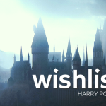wishlist harry potter colorindo nuvens