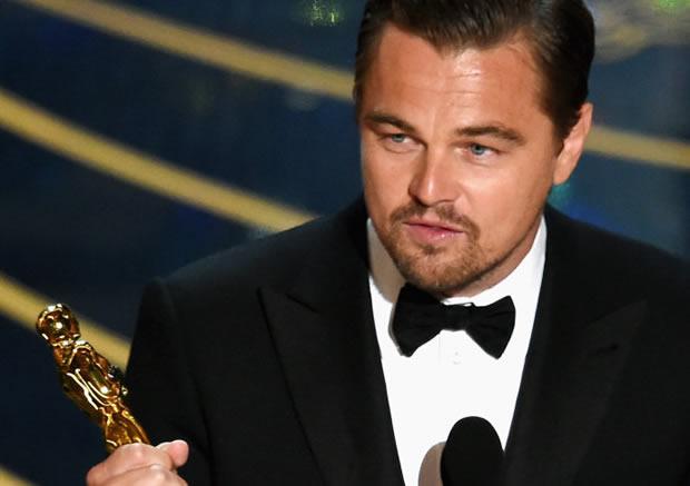 Leo Dicaprio Oscar