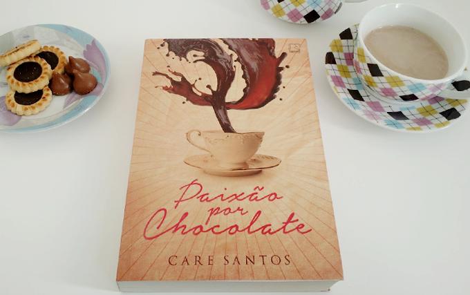 Livro - Paixao por Chocolate - Colorindo Nuvens