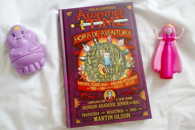 toy e enciclopedia - Hora de Aventura