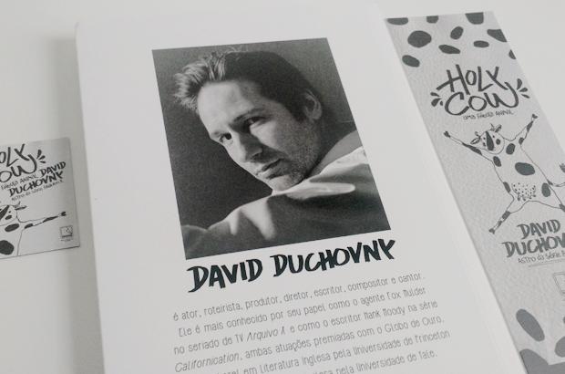 Holy Cow de David Duchovny