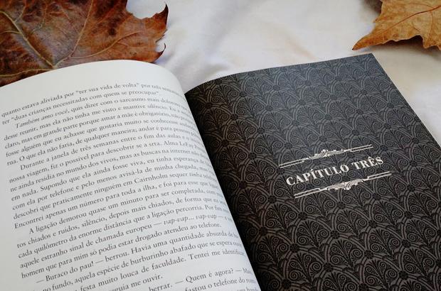 Livro – O Orfanato da Srta. Peregrine para Crianças Peculiares de Ransom Riggs