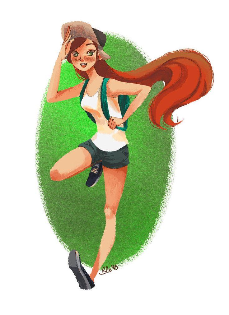 Arte – Ilustrações de Gravity Falls
