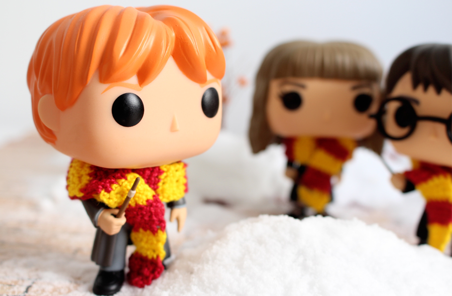 click toys - Harry potter