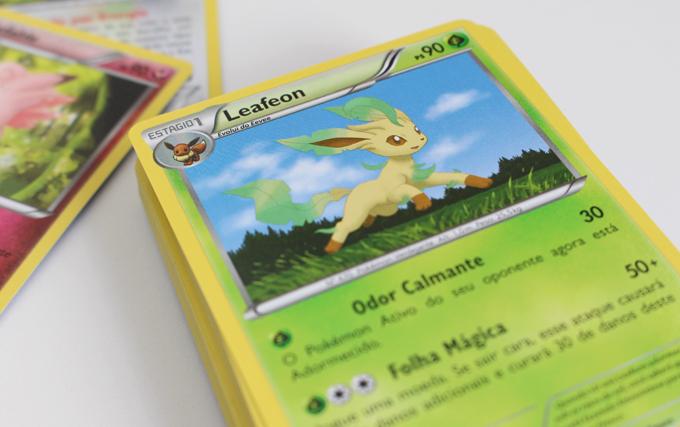 Deck Pokémon Eco Encantado
