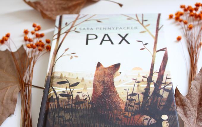 resenha do livro pax