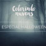 especial halloween - colorindo nuvens