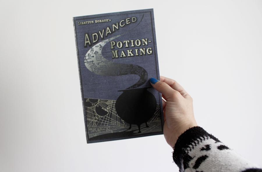 Coleção Harry Potter - Livro de Poções