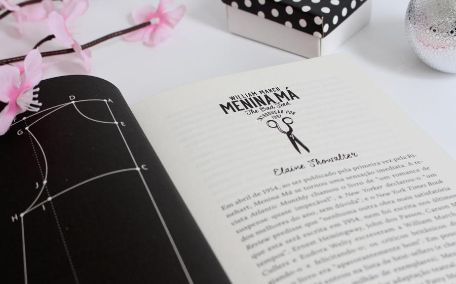Resenha de livro Menina Má Darkside Books