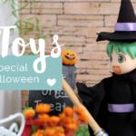 Projeto fotográfico Toys Yotsuba Halloween