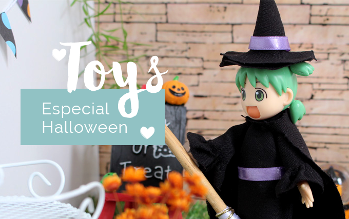 Click Toys: O Halloween da Yotsuba