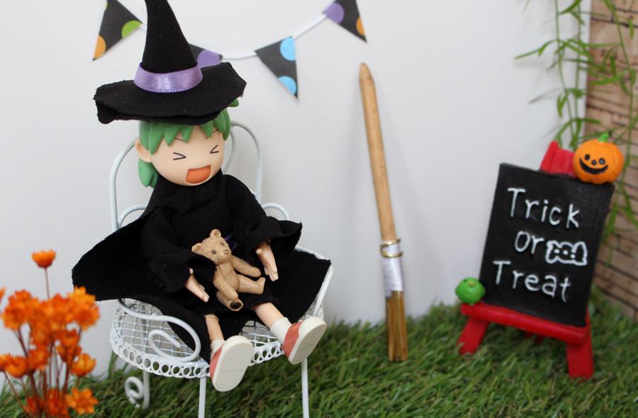 Projeto fotográfico Toys Yotsuba Halloween Projeto fotográfico Toys Yotsuba Halloween