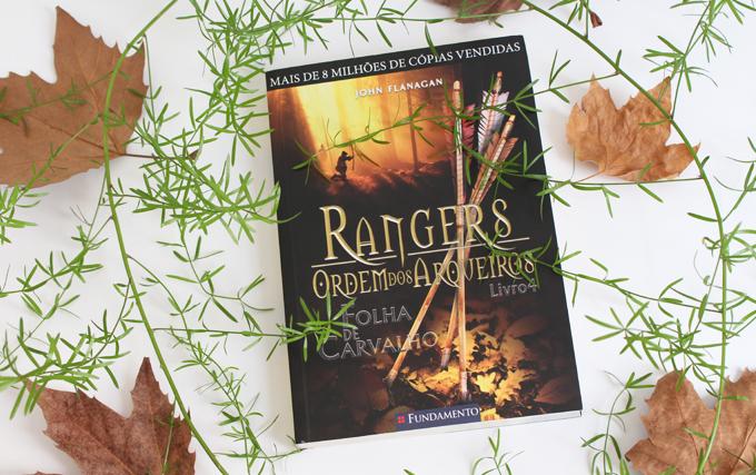 Resenha de Livro Rangers Ordem dos Arqueiros Folha de Carvalho