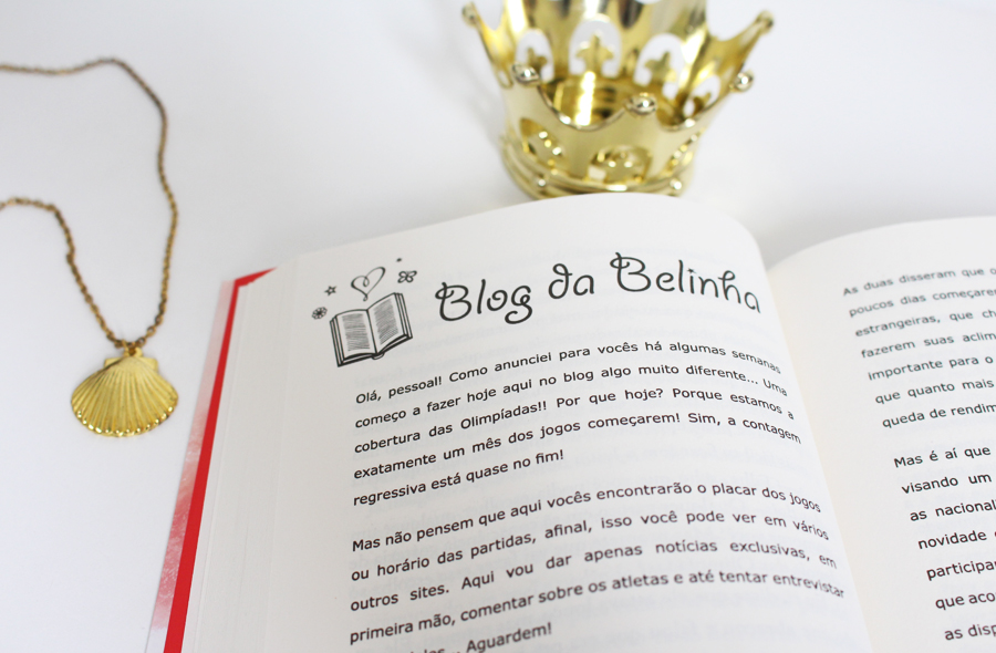 Resenha de Livro Princesa das águas Paula Pimenta