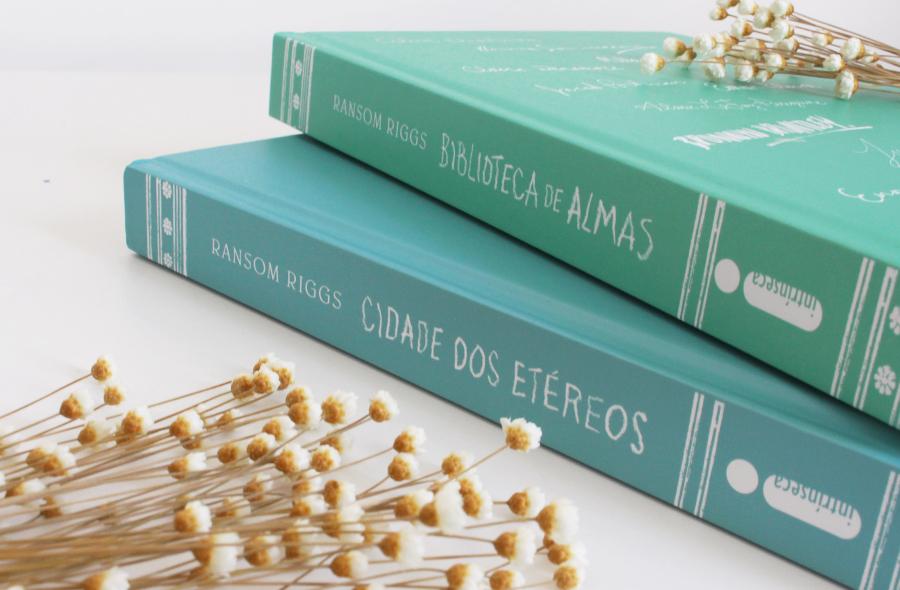Resenha de Livro Biblioteca de Almas - Orfanato da Srta. Peregrine para Crianças Peculiares