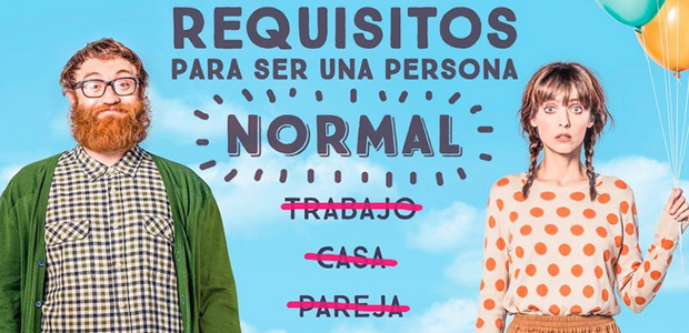 Resenha do filme Requisitos para ser una Persona Normal