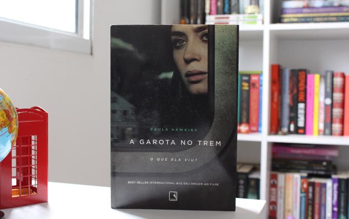 Resenha de Livro - A garota no trem