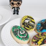 Aniversário Presentes Biscoitos Personalizados Harry Potter