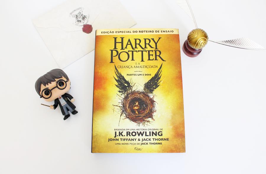 Aniversário Presentes Harry Potter e a Criança Amaldiçoada