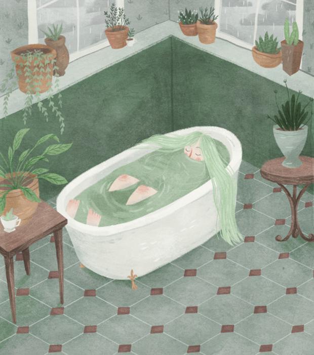 Arte Ilustrações de Taryn Knight