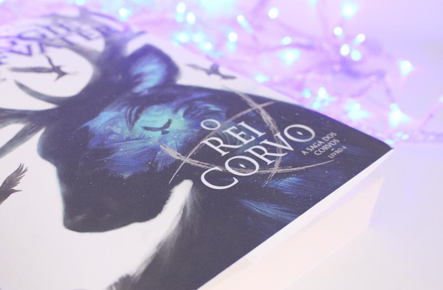 Resenha do Livro - Rei Corvo - Colorindo Nuvens