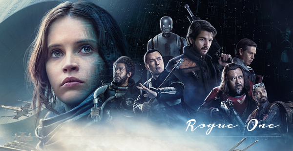 Resenha do filme Rogue One