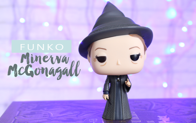 Coleção Harry Potter – Funko Minerva McGonagall