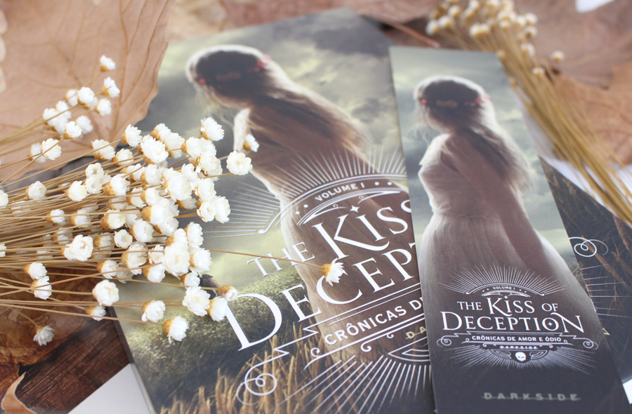 Kiss Of Deception Darkside Books