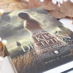 Resenha do Livro: The Kiss of Deception   Darkside Books