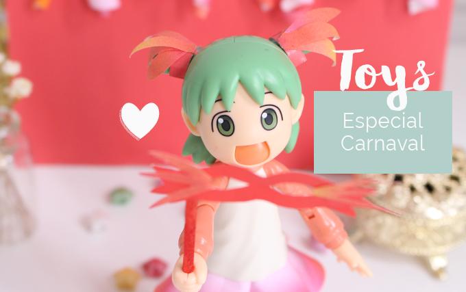 Fotografando Toys: Caindo na Folia com a Yotsuba
