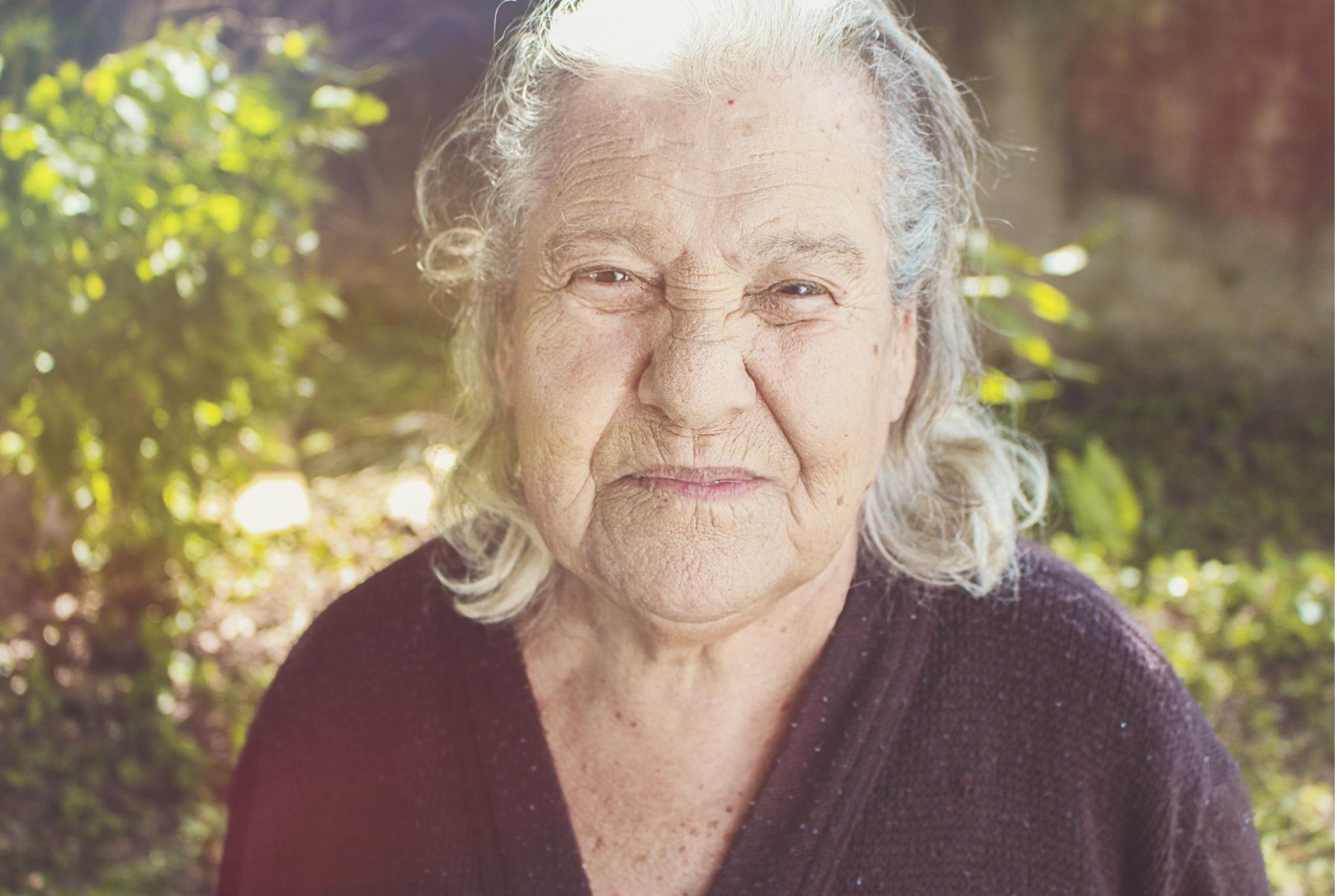 Fotografando Amor | Os 80 anos da vovó