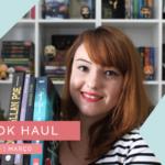 Book Haul evereiro e Março - Primeiro video do canal
