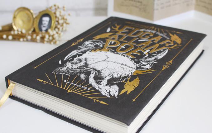 Resenha de Livro Edgar Allan Poe Medo Clássico Darkside Books