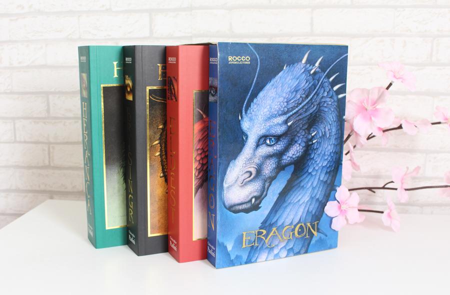 Eragon - Dica de Leitura