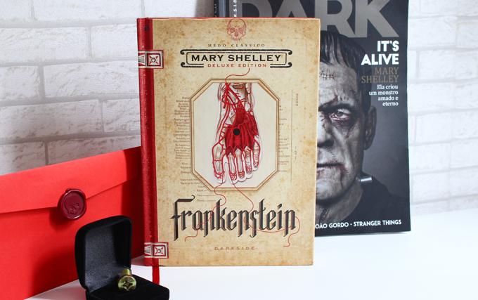 Resenha de Livro Frankenstein Darkside Books