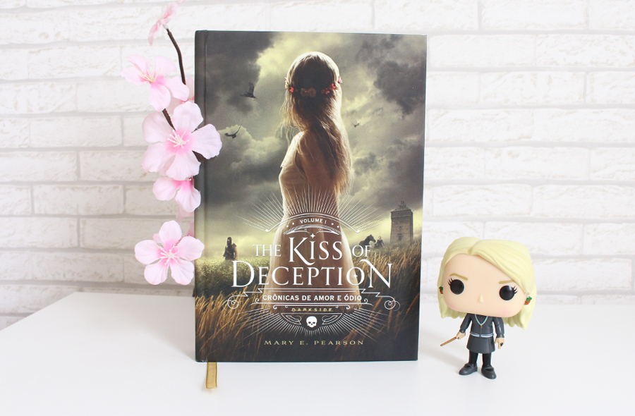 The Kiss of Deception Darkside Books- Dica Leitura