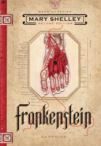 Livro Frankenstein, ou o Prometeu Moderno