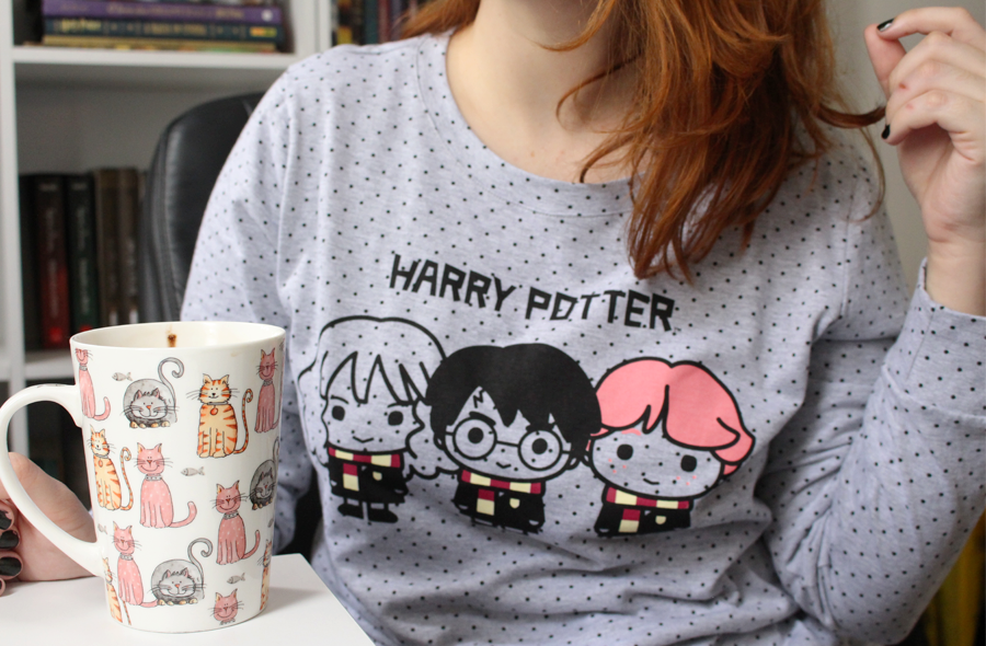 Pijamas Fofinhos do Harry Potter Moda Geek